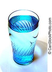 világos, blue víz