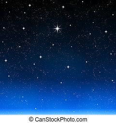 világos csillag