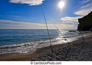 vila, paraiso, playa, joiosa, paradis, 浜, ∥あるいは∥