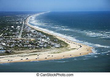 Vilano Beach, Florida.