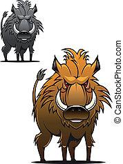 vild boar
