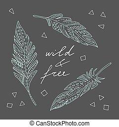 vild, free.