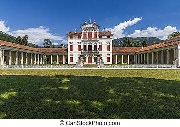Villa Angarano in Bassano del Grappa, Veneto, Northern Italy.