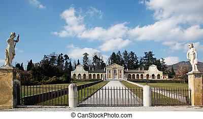 Villa Barbaro Veneto Italy - Villa Barbaro or Villa di Maser...