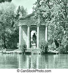 Villa Borghese, Rome - Villa Borghese Pinciana, Pincian...
