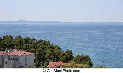 Villa by the sea. Montenegro, Kotor Bay, Adriatic