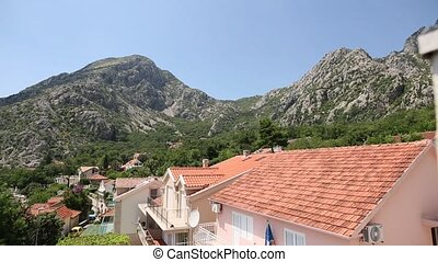 Villa by the sea. Montenegro, Kotor Bay, Adriatic