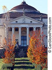 Villa called La Rotonda in Vicenza in Italy 3 - Villa called...