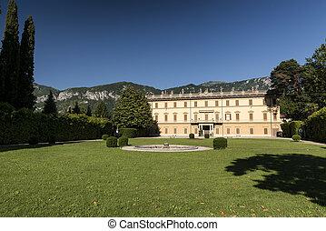 Villa Giulia at Bellagio (Como) - Villa Giulia, historic...