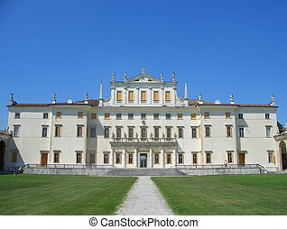 Villa Manin facade