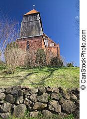 Village Church In Reinberg