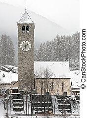 Village Church, Switzerland