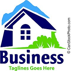 Village House Logo