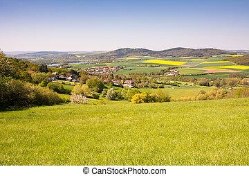 Village in Franconia
