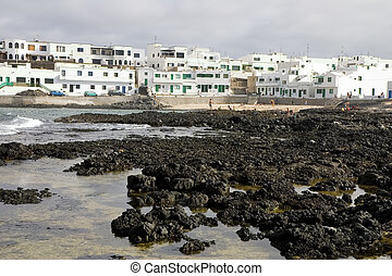 Village in Lanzarote