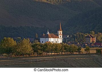 Village in Transylvania