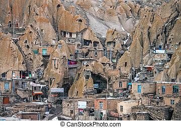 Village Kandovan, Iran