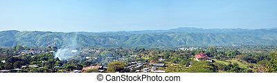 village landscape of Payathonsu