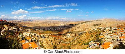 village montagne