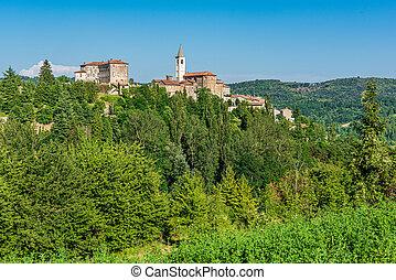 Village of Sale San Giovanni - Sale San Giovanni, village in...