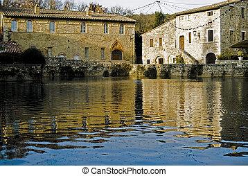 Village of tuscany