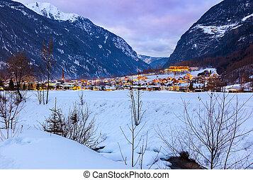 Village Umhausen - Tirol Austria