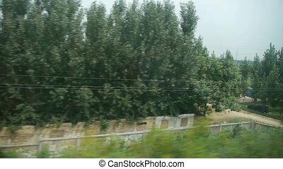 Villages plains tree crops farmland
