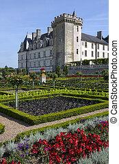 Villandry - Loire Valley - France