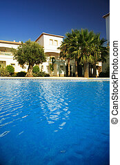Villas with swimming pool - Spanish villas with swimming...