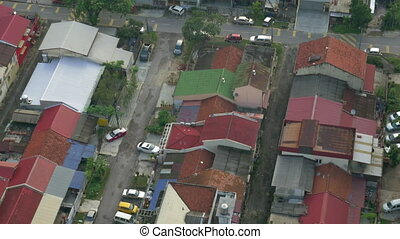 ville, bâtiments, malaisie, lumpur, train, kuala, dépassement, ferroviaire