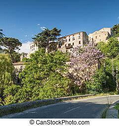 Ville di Paraso in the Balagne region of Corsica - The ...