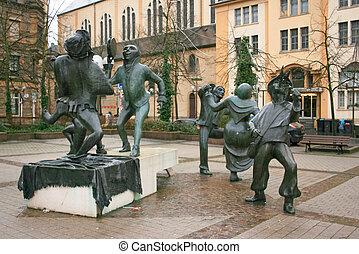 ville, du, luxemburgo
