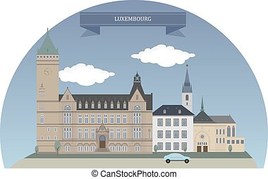 ville, luxembourg
