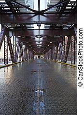ville, pont