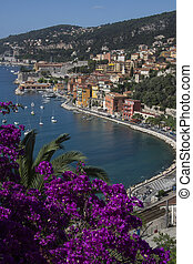 Villefranche - French Riviera - The resort of...