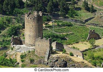 Villeneuve Castello di Chatel-Argent