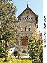 Villino Florio in Palermo, Sicily, is an important example...