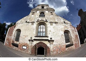 ∥, vilnius, 古い教会