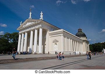 vilnius, cathédrale