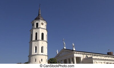 Vilnius historical cathedral