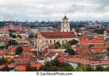 Vilnius Lithuania.