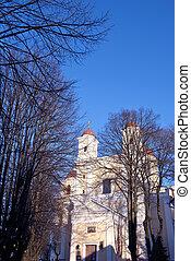 Vilnius, ortodosso, Lituania, chiesa
