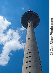 Vilnius television tower, Lithuania