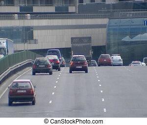 vilnius transport traffic