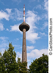 TV Tower - Vilnius TV Tower, Center of Broadcasting and Data...