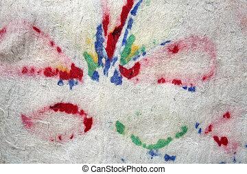 vilt, tapijt