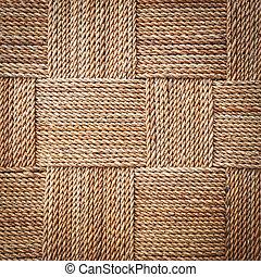 vime, textura, fundo, tradicional, artesanato, tecer, água,...