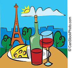 vin français