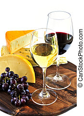 vin fromage