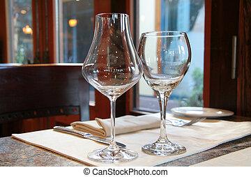 vin glasögon